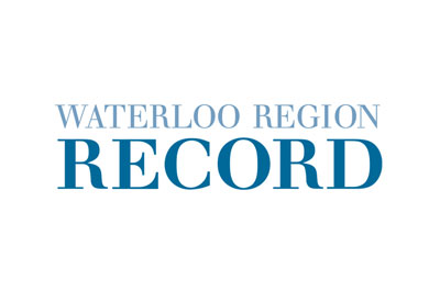 Waterloo Region Record Logo